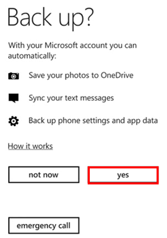 Synchronize Contacts Of Windows Phone to iCloud Device